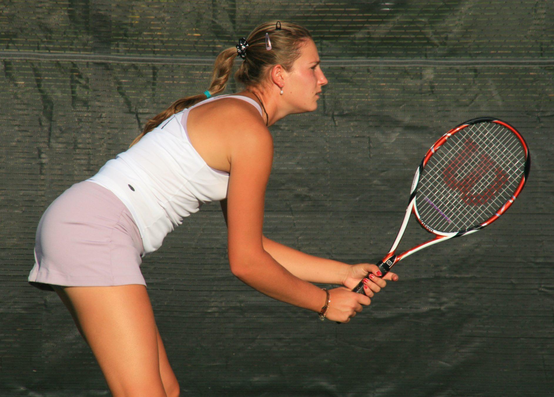 【テニスの基本】スプリットステップの効果とやり方