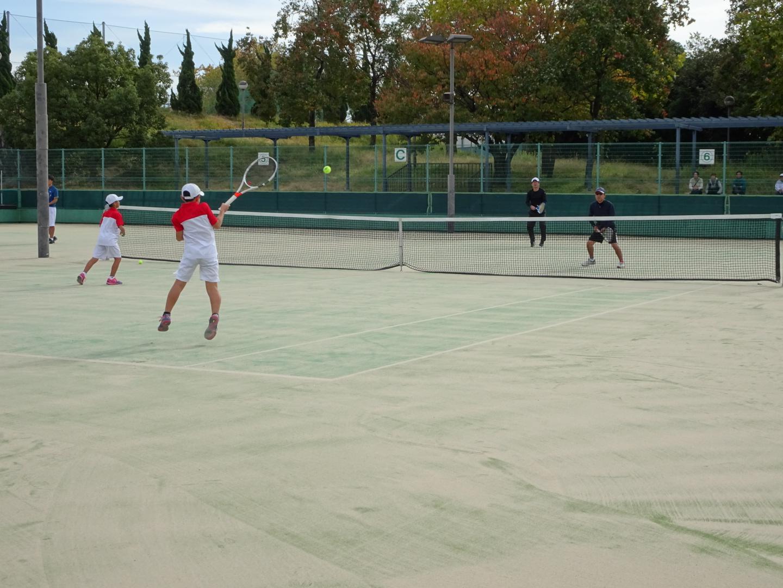 テニスを上達させるための7つの方法