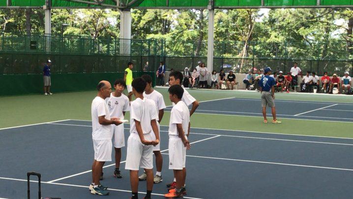 インハイ tv テニス