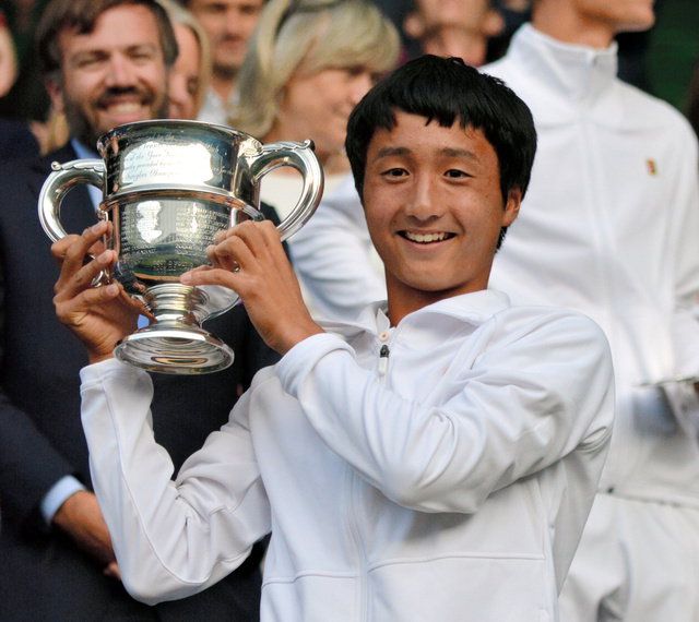 日本テニス界期待の若手「望月 慎太郎」の将来を予想。
