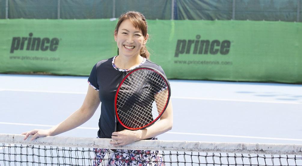 日本女子テニス界のレジェンド・杉山愛