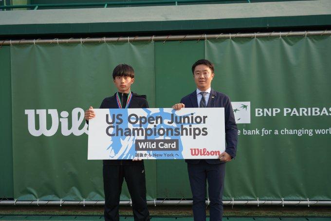 ジュニアのテニスランキングと世界への道。