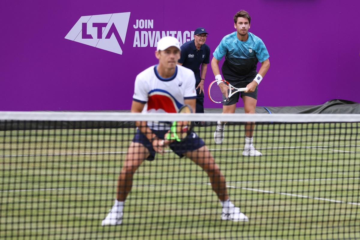 ワンランク上のテニスを目指すためにダブルスで意識すること!