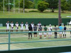 全国実業団テニス大会中国予選 ~松江レポート~